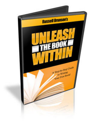 Product picture Unleash The Book Within-NV